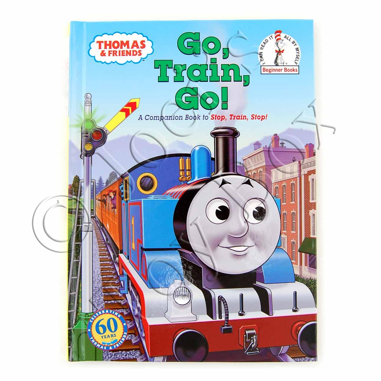 Go Train Go based on The Railway Series by Rev W Awdry