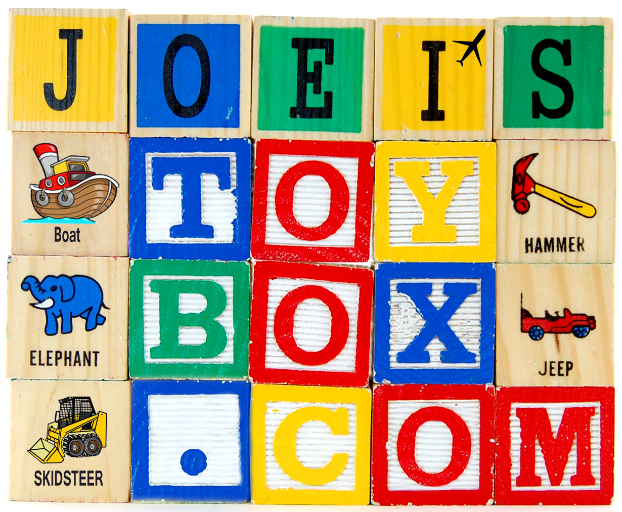 Welcome to Joei'sToyBox.com