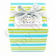 Single-Gift-Wrap-Green-Teal-Stripes-02