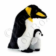 Webber-Penguin-with-Baby-#7650-03