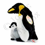 Webber-Penguin-with-Baby-#7650-04